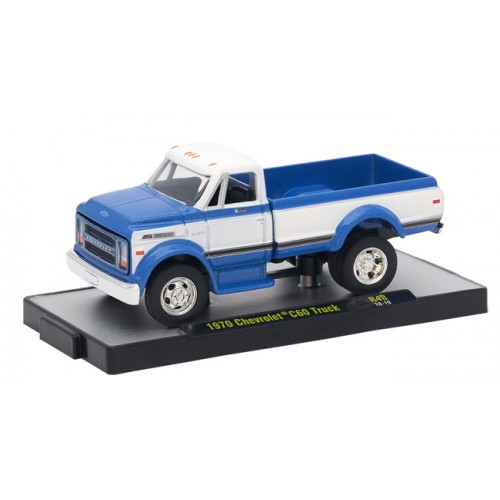 Auto-Trucks Release 48 - 1970 Chevy C60 Truck