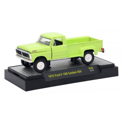 Auto-Trucks Release 48 - 1972 Ford F-100 Custom 4x4