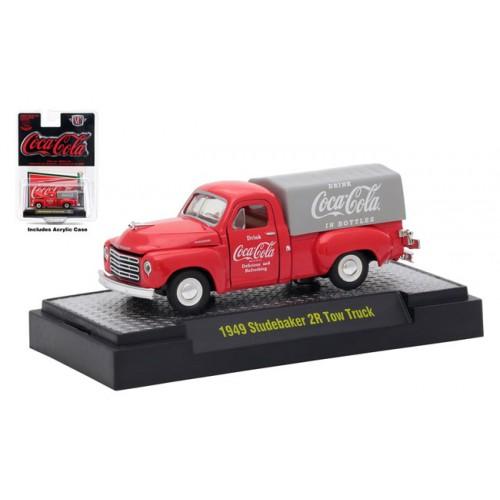 Coca-Cola Release 1 - 1949 Studebaker 2R Truck