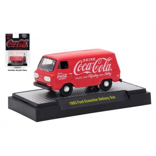 Coca-Cola Release 1 - 1965 Ford Econoline Delivery Van