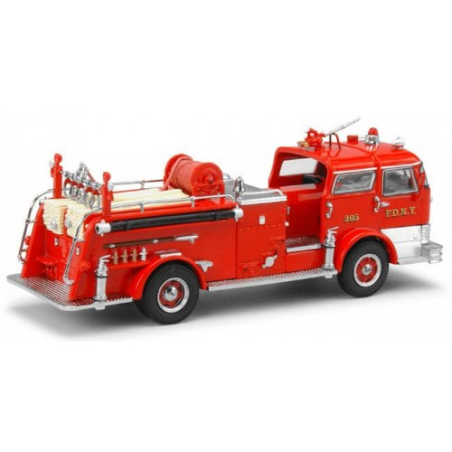 Code 3 Collectibles FDNY Mack C Engine 305