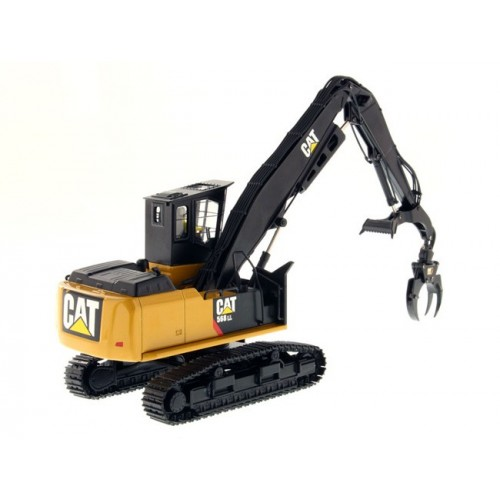 Diecast Masters CAT 568 LL Log Loader with Grapple