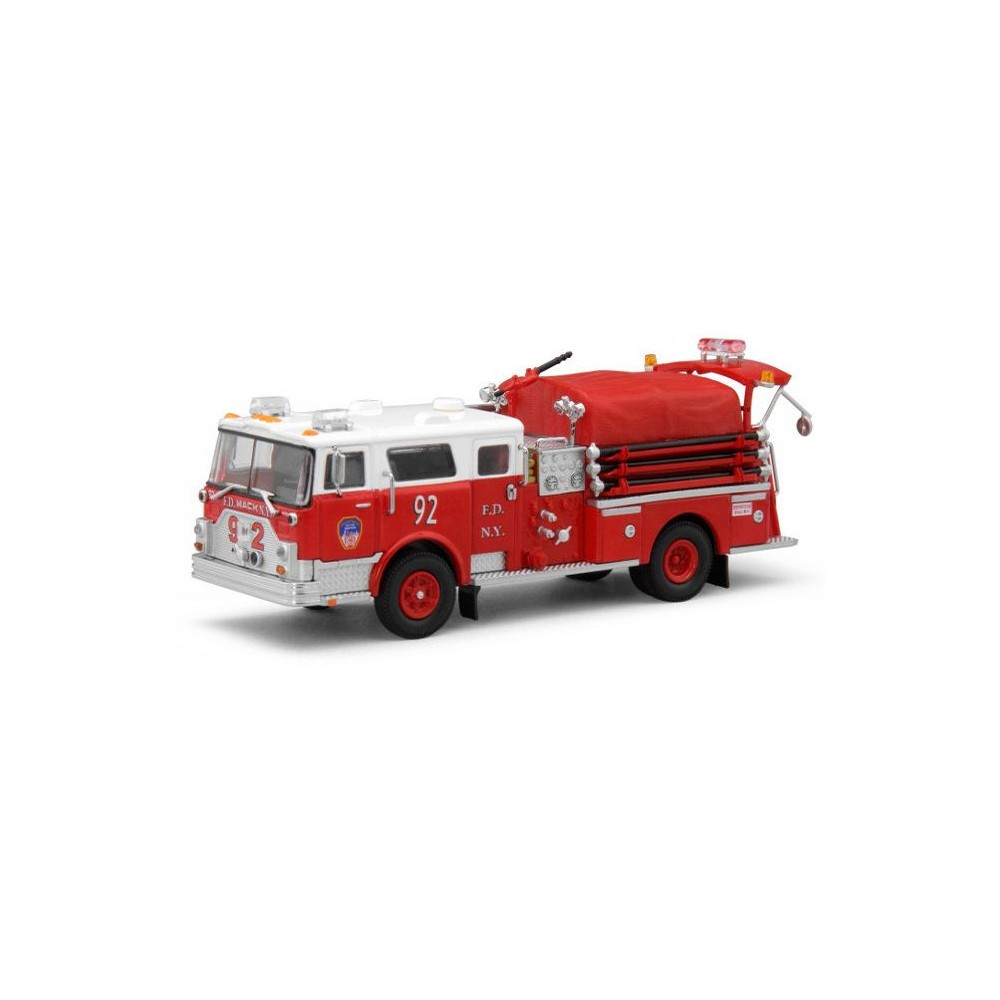 Code 3 Collectibles FDNY Mack CF Pumper
