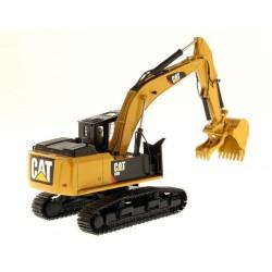 Diecast Masters CAT 568 GF Road Builder Excavator