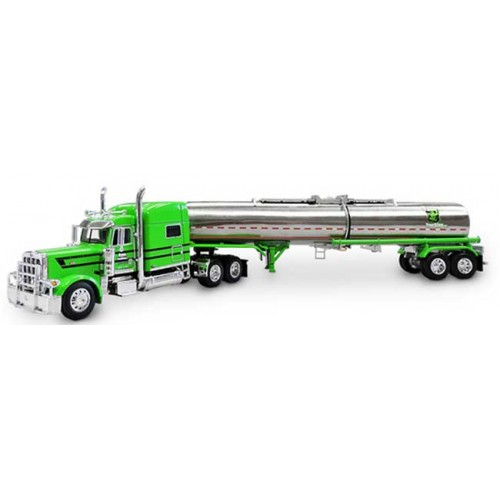 DCP Peterbilt 389 with Brenner Chemical Trailer - Ryno Trucking
