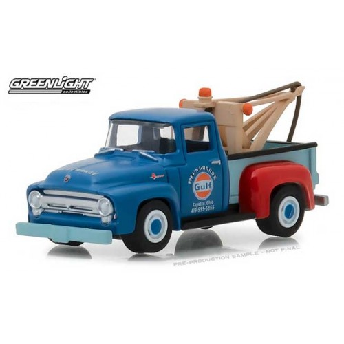 Blue Collar Series 4 - 1956 Ford F-100 Tow Truck