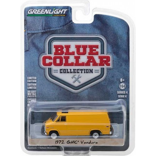 Blue Collar Series 4 - 1972 GMC Vandura