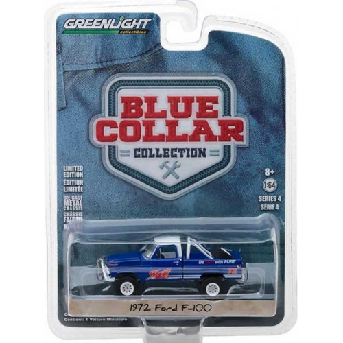 Blue Collar Series 4 - 1972 Ford F-100 Truck