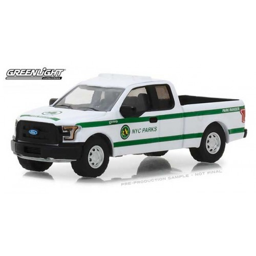 Blue Collar Series 4 - 2016 Ford F-150 Truck