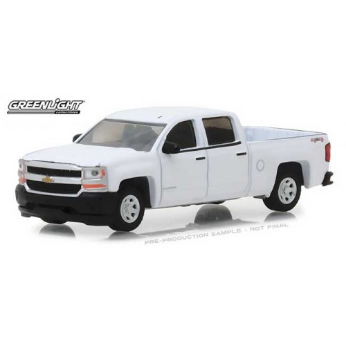 Blue Collar Series 4 - 2018 Chevrolet Silverado W/T