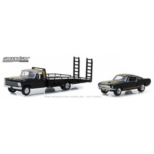 HD Trucks Series 13 - 1968 Ford F-350 Ramp Truck with 1966 Shelby GT350H