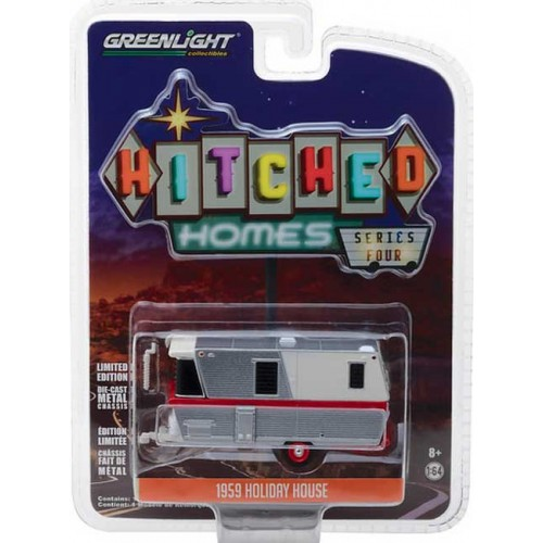 Hitched Homes Series 4 - 1959 Holiday House