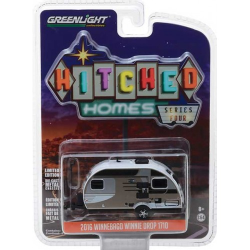 Hitched Homes Series 4 - 2016 Winnebago Winne Drop