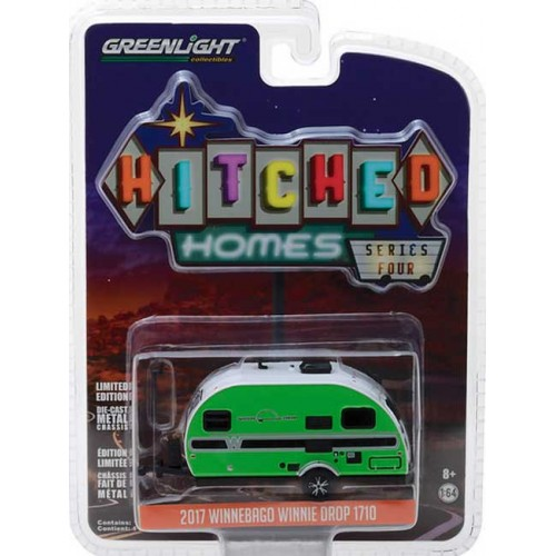 Hitched Homes Series 4 - 2017 Winnebago Winnie Drop