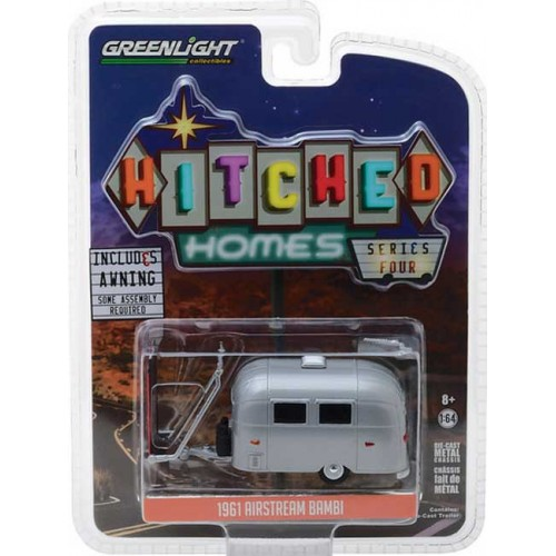 Hitched Homes Series 4 - Airstream 16' Bambi with Awning