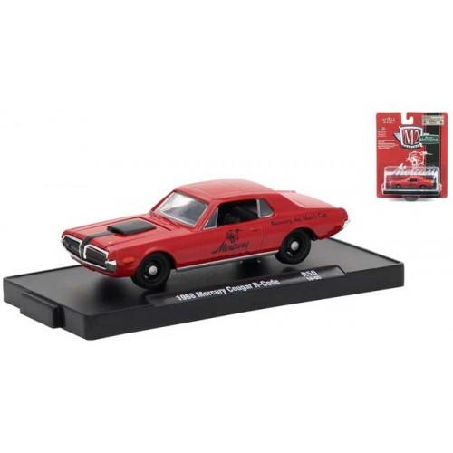 Drivers Release 50 - 1968 Mercury Cougar R-Code