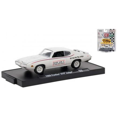 M2 Machines Drivers Release 50 - 1969 Pontiac GTO Judge