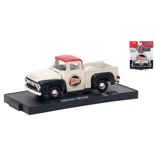 M2 Machines Drivers Release 51 - 1956 Ford F-100 Truck