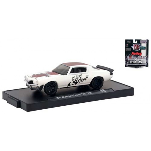 M2 Machines Drivers Release 51 - 1971 Chevy Camaro SS 396