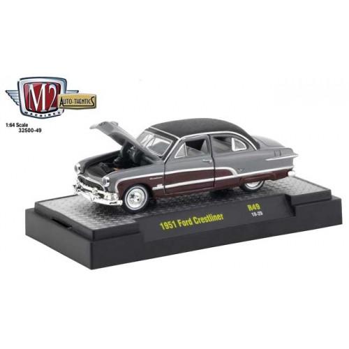 M2 Machines Auto-Thentics Release 49 - 1951 Ford Crestliner