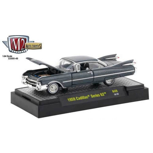 M2 Machines Auto-Thentics Release 49 - 1959 Cadillac Series 62