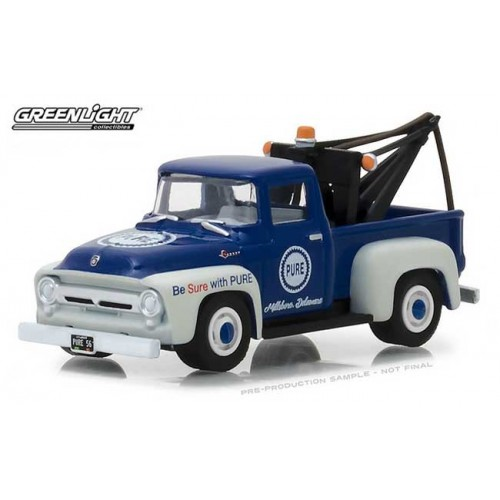 Running on Empty Series 5  - 1956 Ford F-100 Tow Truck
