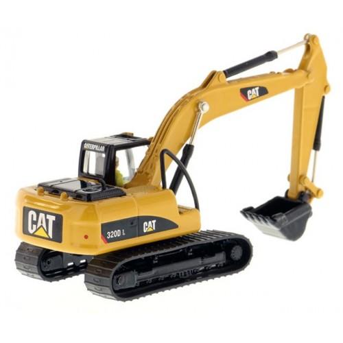 Diecast Masters CAT 320D L Hydraulic Excavator