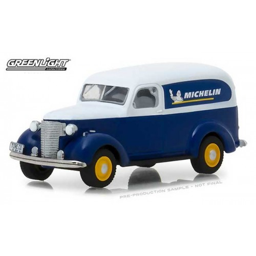 Running on Empty Series 5 - 1939 Chevy Panel Van