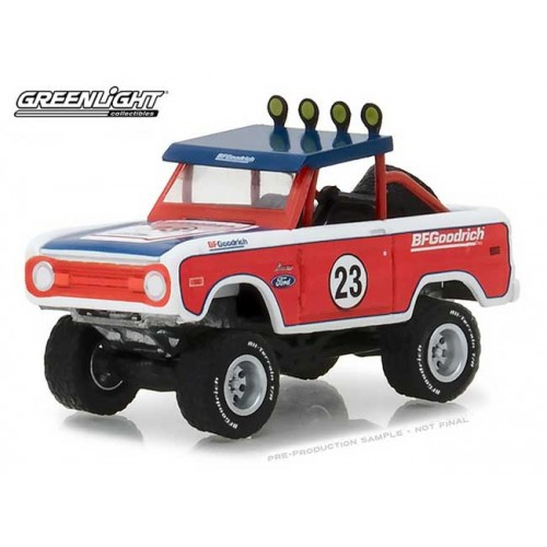 Running on Empty Series 5 - 1966 Ford Baja Bronco