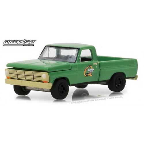 Running on Empty Series 5 - 1969 Ford F-100 Truck