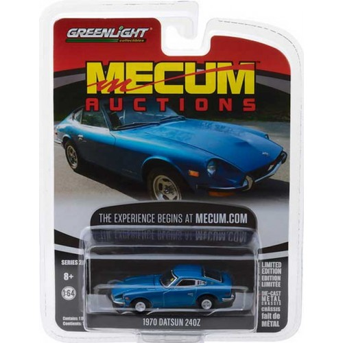Greenlight Mecum Auctions Series 2 - 1970 Datsun 240Z