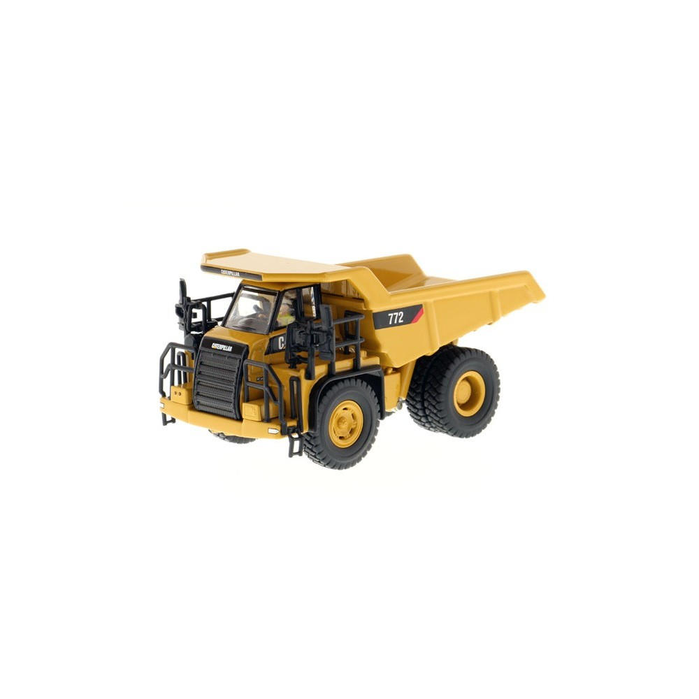 Diecast Masters CAT 772 Off-Highway Truck