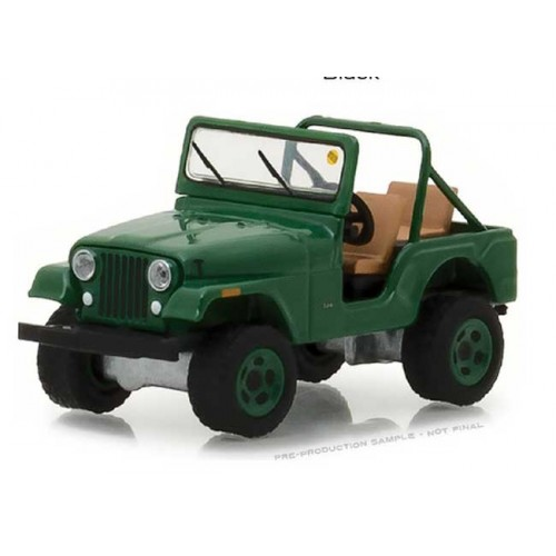 Greenlight Mecum Auctions Series 2 - 1974 Jeep CJ-5