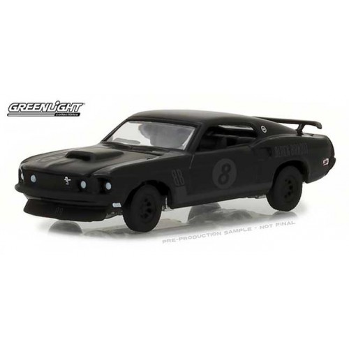 Greenlight Black Bandit Series 19 - 1969 Ford Mustang