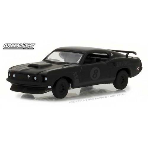 Greenlight Black Bandit Series 19 - 1969 Ford Mustang