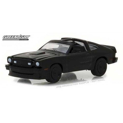 Greenlight Black Bandit Series 19 - 1978 Ford Mustang II King Cobra