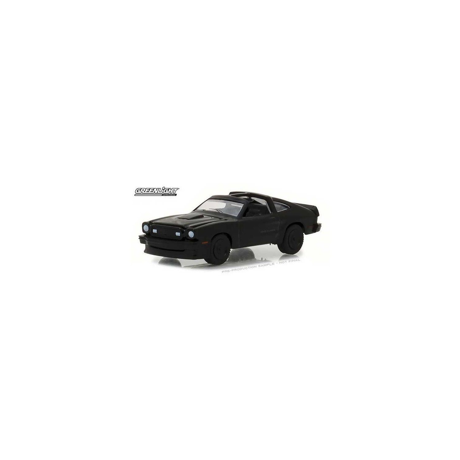 Greenlight Black Bandit Series 19 1978 Ford Mustang Ii King Cobra Chevrolet Camaro