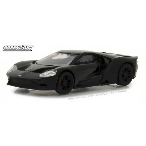 Greenlight Black Bandit Series 19 - 2017 Ford GT