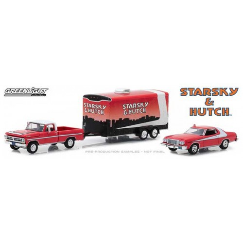 Greenlight Hollywood Hitch and Tow Series 5 - Starsky and Hutch