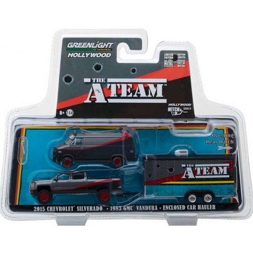 Greenlight Hollywood Hitch and Tow Series 5  - The A-Team
