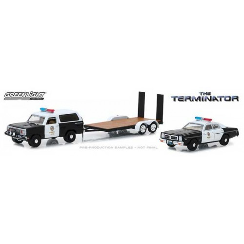 Greenlight Hollywood Hitch and Tow Series 5 - Terminator