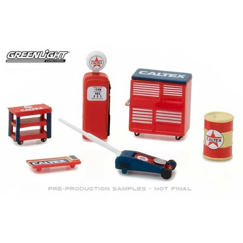 Greenlight Hobby Exclusive - GL Muscle Shop Tools Caltex
