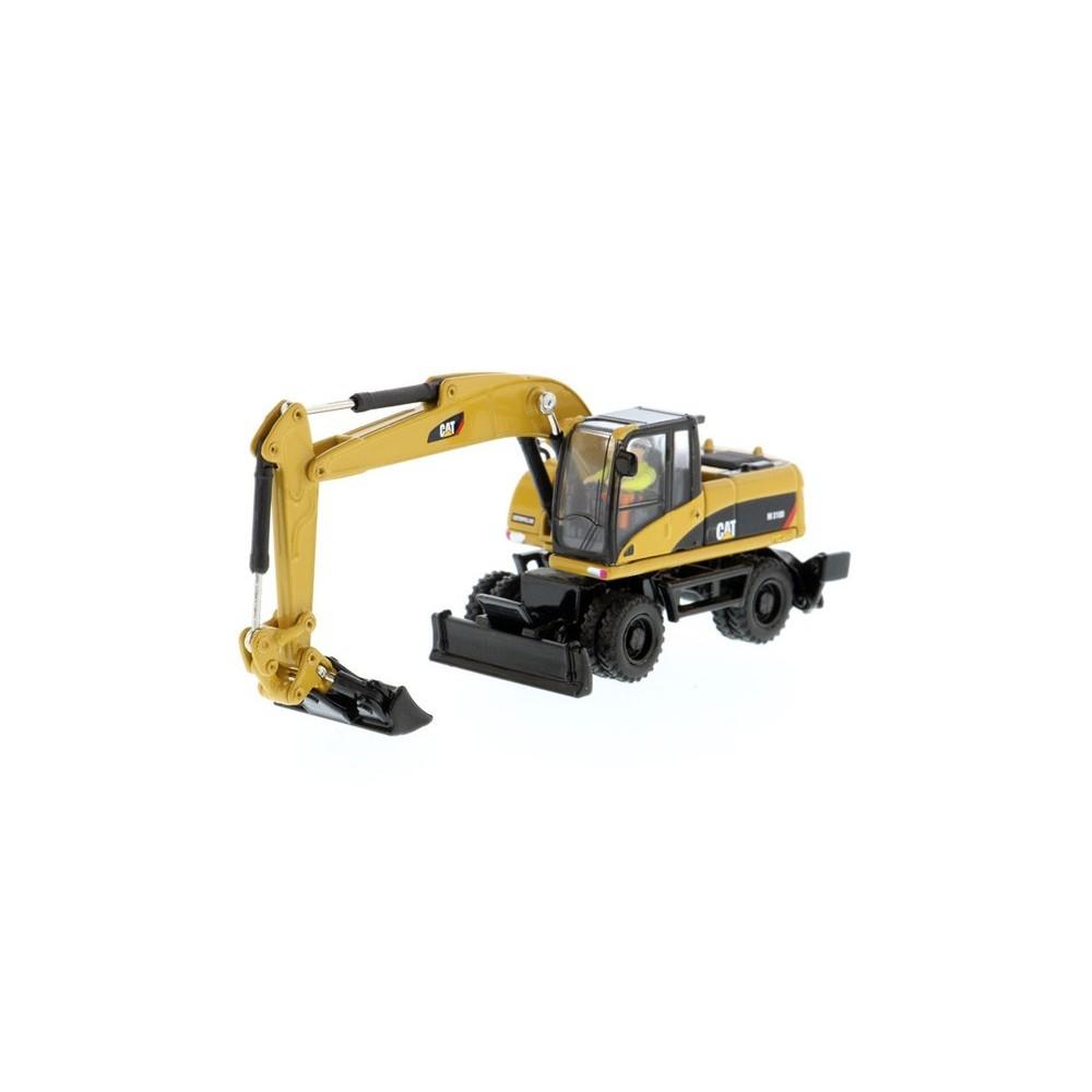 Diecast Masters CAT M318D Wheel Excavator