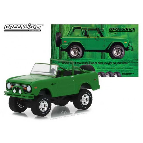 Greenlight Hobby Exclusive - 1971 Ford Bronco