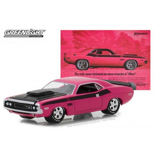 Greenlight Hobby Exclusive - 1970 Dodge Challenger T/A