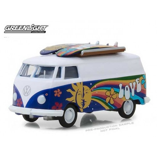Greenlight The Hobby Shop Series 4 - 1971 Volkswagen Type 2 Panel Van