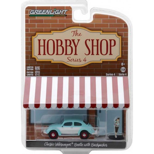 Greenlight The Hobby Shop Series 4 - Classic Volkswagen Beetle