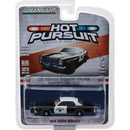 Greenlight Hot Pursuit Series 27 - 1978 Dodge Monaco