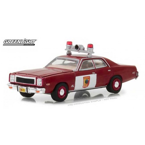 Greenlight Hot Pursuit Series 27 - 1978 Plymouth Fury