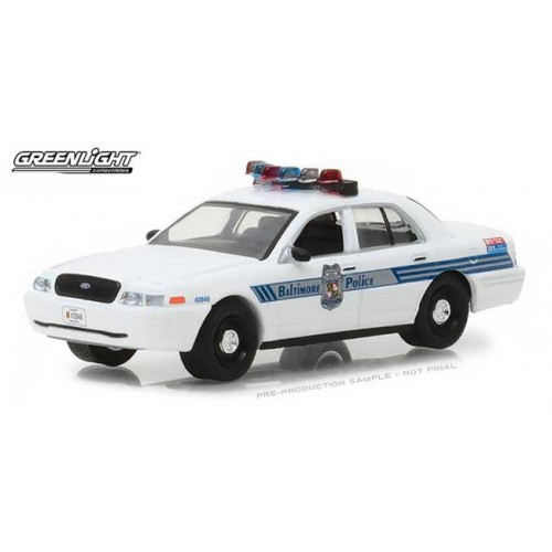 Greenlight Hot Pursuit Series 27 - 2008 Ford Crown Victoria